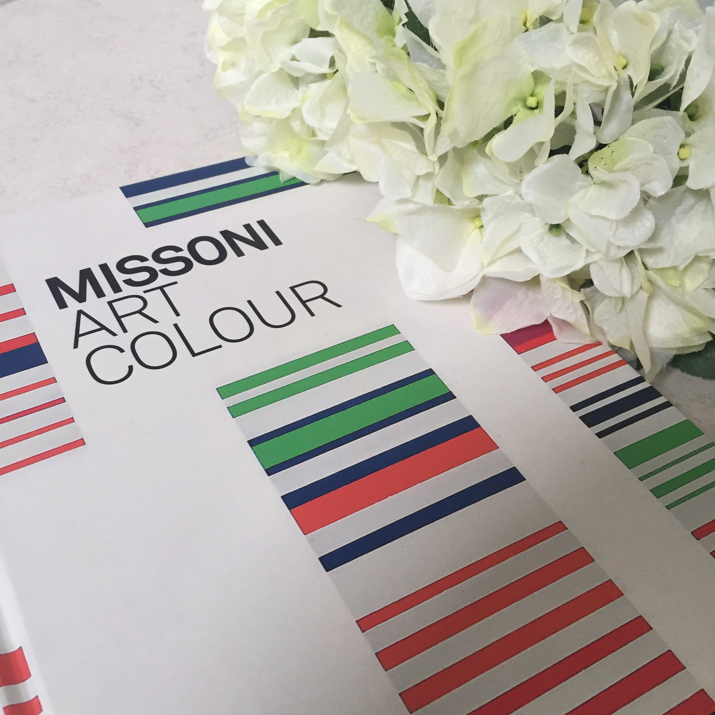 Colour book art - Missoni Art Colour Ended At The Fashion And Textile Museum On September 4 But You Can Certainly Still Snag The Book Ours Was A Gift From Our Lovely Friends